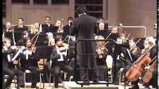 "Conductor Maxim Fedotov / Максим Федотов / Shostakovich №7 ""Leningrad"" part I"