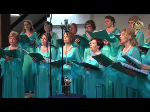 Zhar sokol Female choir Moscow