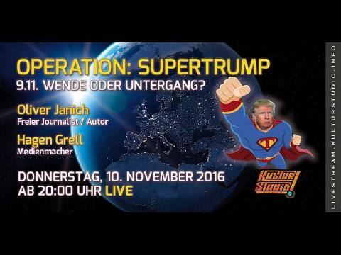 Operation: SuperTRUMP – 9.11. Wende oder Untergang?