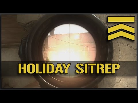 Holiday Sitrep + Day of Infamy Full Match