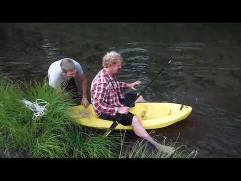 140 Lb Youth Kayak