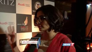 Parvathi Menon Speaks about