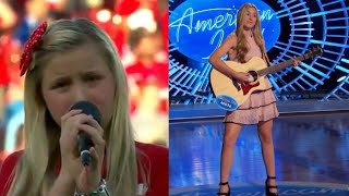 Teen Gets Chance at Redemption on 'American Idol' After Awful National Anthem
