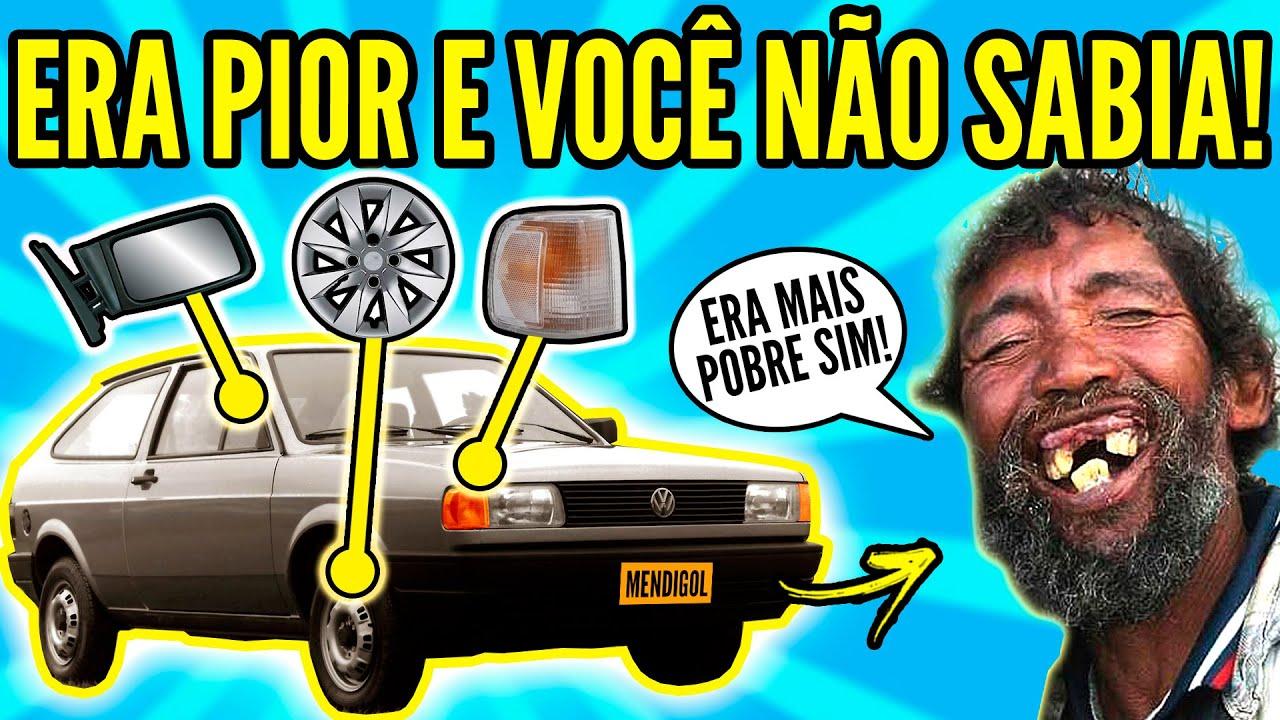 MENDIGARIAS das MONTADORAS no PASSADO que VOCÊ NEM LEMBRAVA!