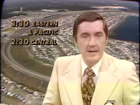 1976 Daytona 500  ABC Wide World of Sports coverage