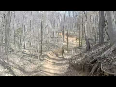 Brushy Mountain Motorsports Park, Green Trails, Introduction