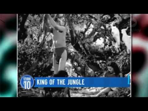 Ron Ely: King Of The Jungle | Studio 10