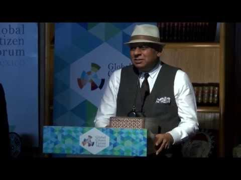 Global Citizen Forum México (2/18) - Introducción Bhupendra Kumar Modi