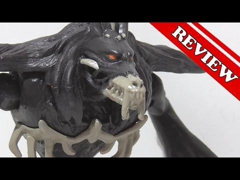 Nick TMNT RAHZAR Review (German) + Spider Attack :D