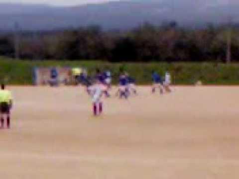 Golo da União Desportiva de Turquel... joga bonito