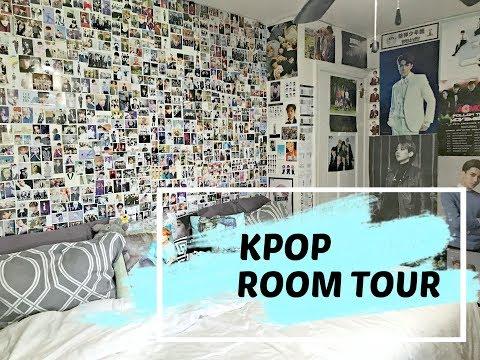 2017 KPOP ROOM TOUR♡