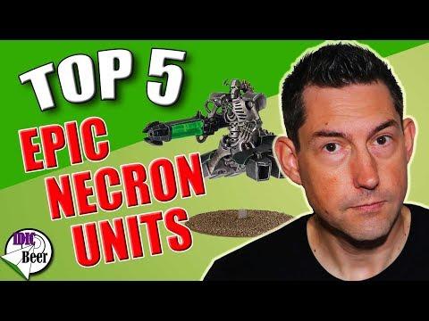 top-5-epic-necron-units