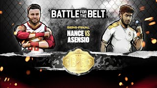 Larry Nance Jr. vs. Marco Asensio: Battle for the Belt Semi-Final 2