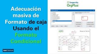 OrgPlus - Reglas y Formato Condicional (Español)