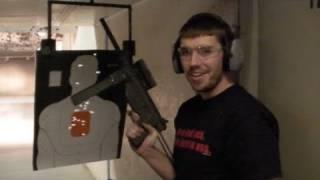 Tommy Gun + Grease Gun