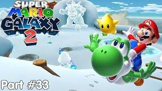Slim Plays Super Mario Galaxy 2 - #33. Green Winter