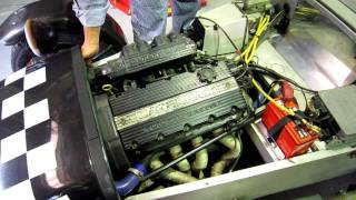 ケータハム(caterham)再起動 -Rover K Series Engine-