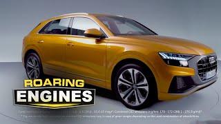 Audi Q8 2018 Review • Roaring Engines