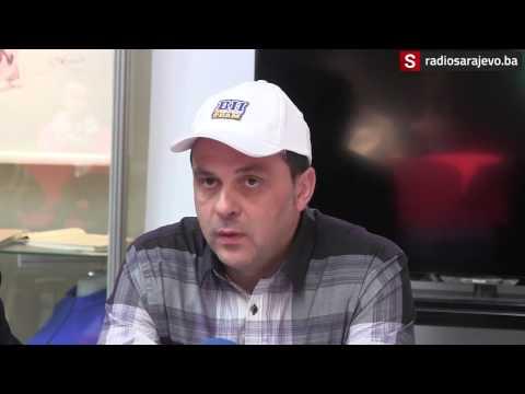 Press konferencija pred odlazak hokejaške reprezentacije u Izmir