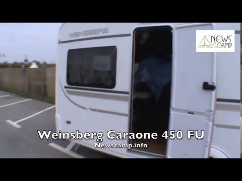 Weinsberg Caraone 450 FU 2014