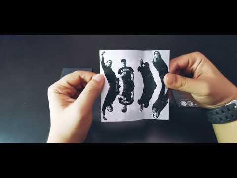 鉄アレイ(Tetsu Arrey) - IV Cassette Unboxing