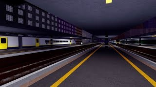 Roblox SCR - Trainspotting At St Helens Bridge!