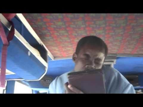 Tanzanian Bus Preacher