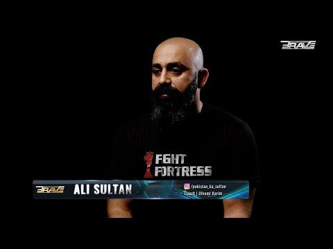 BRAVE CF 47: Asian Domination | BRAVE Talks Ali Sultan | Uloomi Karim Coach