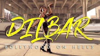 DILBAR (BollyHEELS Dance Video) - Neha Kakkar   Nora Fatehi   SwaraDance Choreography