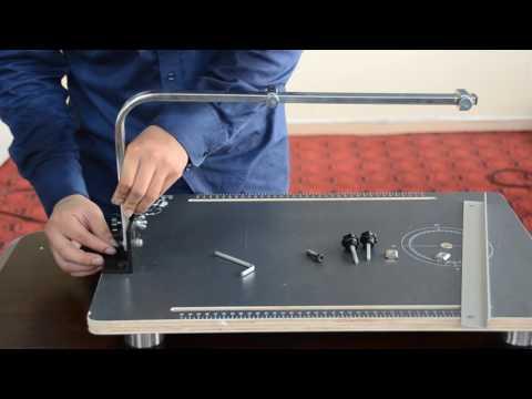 Hot Wire Foam Cutter Installing
