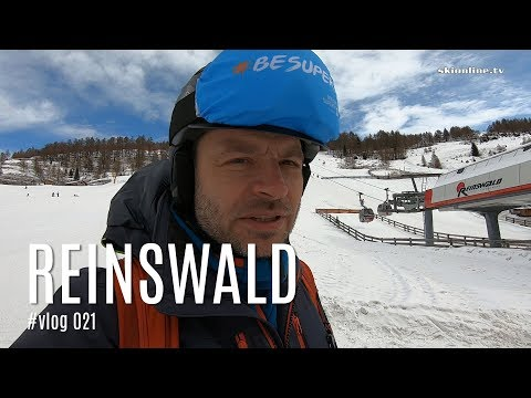 Reinswald for skiing with Mikaela Shiffrin (Vlog # 021)