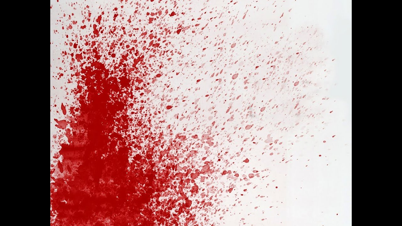 Forensic Science Blood Spatter Analysis Youtube