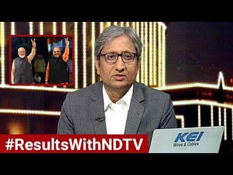 Lok Sabha Election के नतीजों पर Ravish Kumar का विश्लेषण