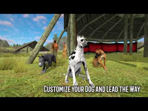Dog Multiplayer Game Promo Video For Android And IOS