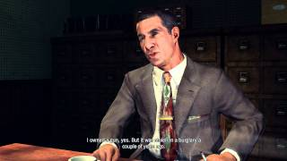 L.A. Noire PC Gameplay Max Quality HD 1080p