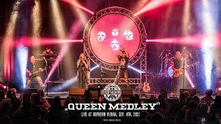 """ROCK ANTHEMS live - """"Queen Medley"""""""