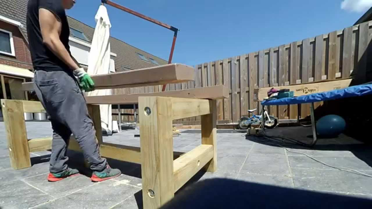 How to build a table base with 4 x 4 lumber - How To Build A Table Base With 4 X 4 Lumber 51