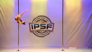 Zuzanna Kijanowska - IPSF World Pole Championships 2018