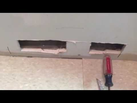 water damage restoration videos