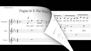 "Fugue in E-Flat Major ""KPR Pledge"""