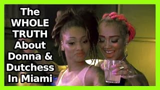 Sky Spills THE TRUTH About Dutchess and Donna Miami Smash! Black Ink Crew