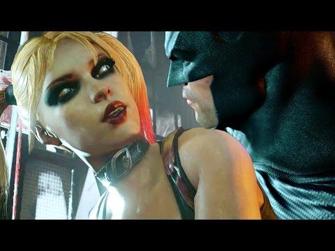 HARLEY QUINN LE COQUETEA A BATMAN...PERO PORQUE?!? | Arkham City en Español (Return to Arkham) #3
