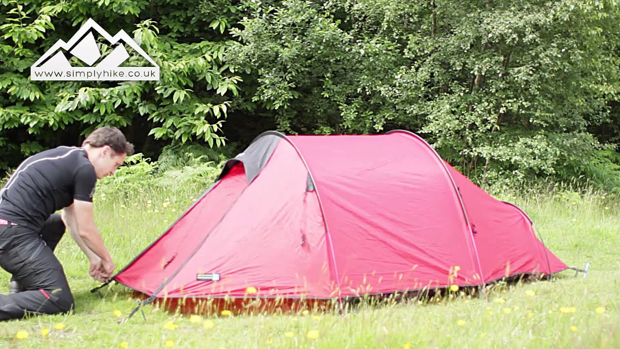 How to Pitch a Terra Nova Polar Lite 2 Tent - .simplyhike.co.uk : terranova tents - memphite.com