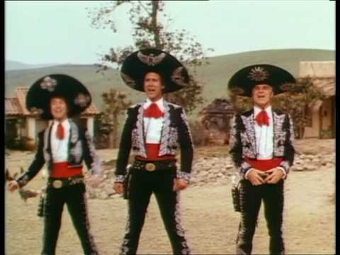 Three Amigos Trailer HD  YouTube