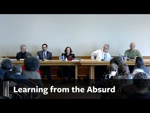 Learning from the Absurd: A Panel with William Kentridge