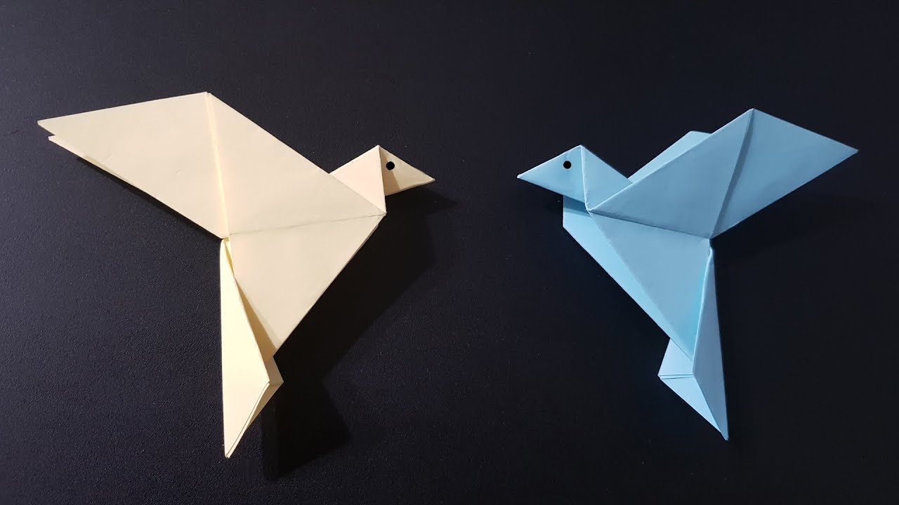 30 Beautiful Examples Of Easy Origami Animals | Easy origami ... | 720x1280