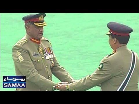 Change Of Command | Army Chief | Raheel Sharif | Qamar Javed Bajwa | SAMAA TV