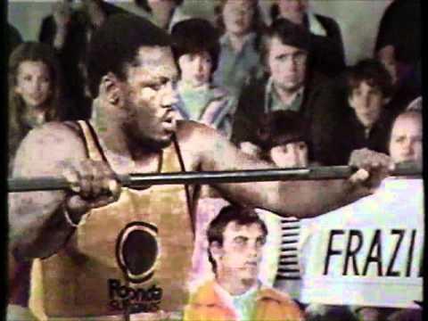 1973 Superstars Weight Lifting Part 2