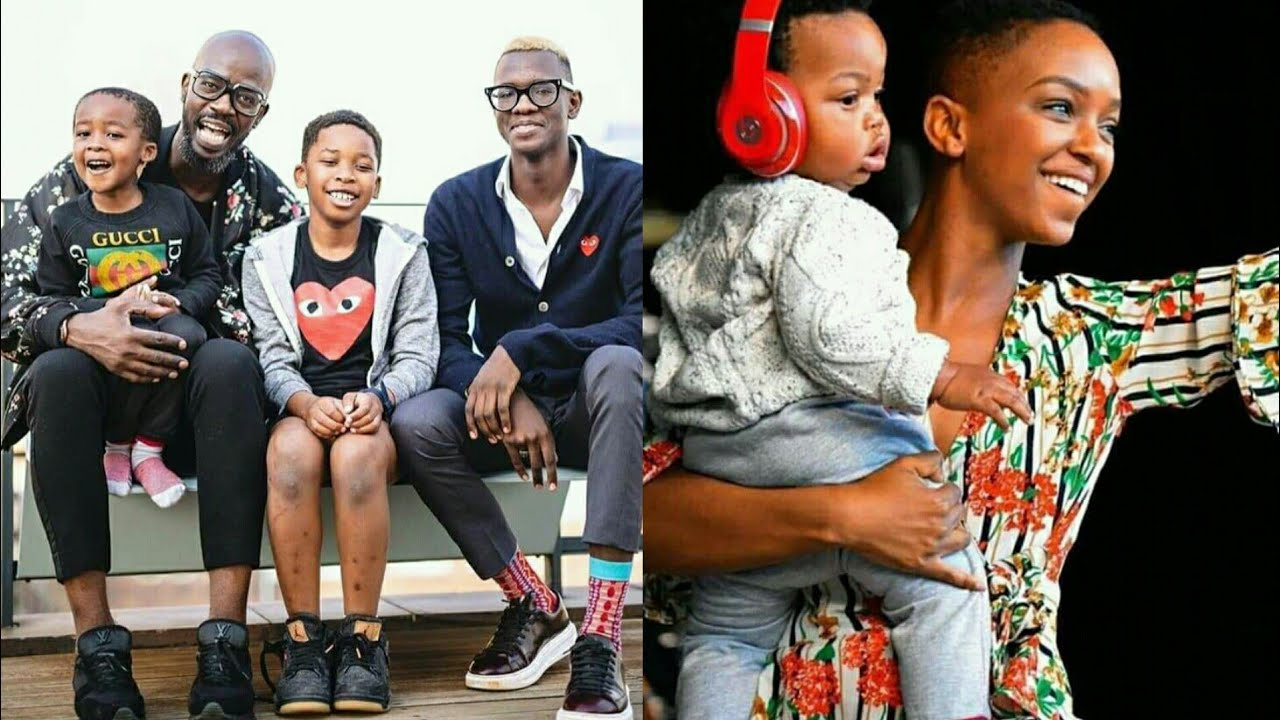 Download SOUTH AFRICAN CELEBRITIES AND THEIR KIDS❤️🖤💜️💛