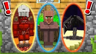 *NEW* PORTALS TO ANY MINECRAFT DIMENSION!
